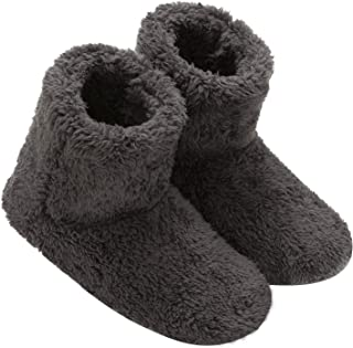 insulated bootie slippers