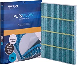 Pureflow Cabin Air Filter PC6286X| Fits 2013-20 Ford Fusion, 2015-20 Edge, 2017 Lincoln Navigator, 2013-20 MKZ, 2016-18 MKX, 2017-20 Continental, 2019-20 Nautilus