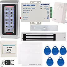 UHPPOTE Outswinging Door RFID Access Control System Keypad ID Card & 280Kg Magnetic Lock, Mag-lock with UL Listed
