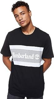 Timberland Men's C&S Colorblock T-Shirt