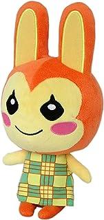 """Little Buddy USA Animal Crossing New Leaf Bunnie/Lilian 9.5"""""""" Plush, Multi-Colored"""