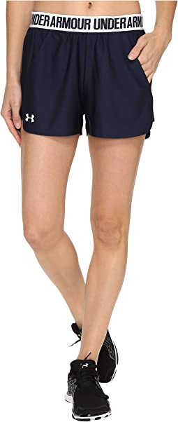 Under Armour - New Play Up Shorts