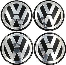 Votex - Wheel Center Cap is Compatible with Volkswagen Touareg, Transporter - 70MM Hubcap - Part Number 7L6-601-149B (4 Pieces)