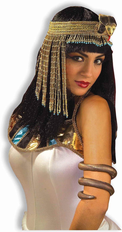 Forum Novelties Women's Egyptian Super sale period limited Costume Snake Accessory Finally resale start Bea Asp