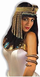 Forum Novelties Women's Egyptian Costume Accessory Asp Snake Beaded Headpiece