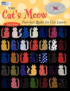 The Cat's Meow: Purr-fect Quilts for Cat Lovers, 10th Anniversary Edition (That Patchwork Place)