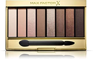 Max Factor Masterpiece Nude Palette, Contouring Eye Shadows, 01 Cappuccino Nudes, 6.5 g