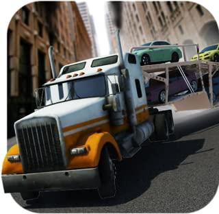 Transporter Truck Trailer 3D
