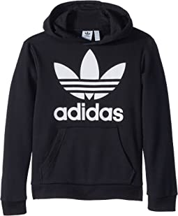 adidas Originals Kids Trefoil Hoodie (Little Kids/Big Kids)