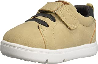 Carter's Baby-Boys Unisex-Child CF180892 Every Step Park2-bp Baby Boy's Walking Casual Sneaker Brown Size: 2.5 M US Infant