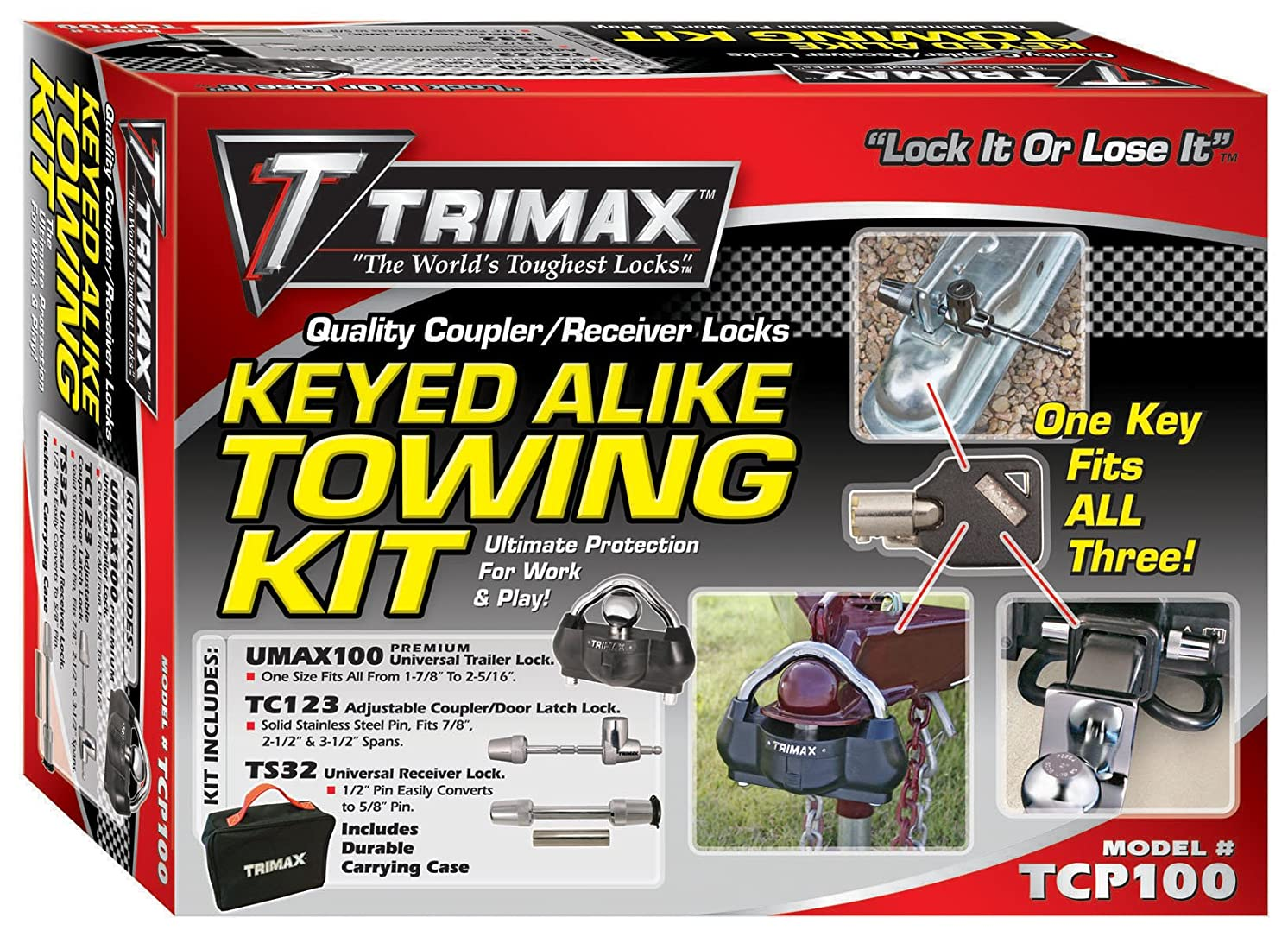 Trimax TCP100 Combo Pack