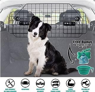 Best suv dog barrier Reviews