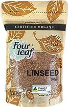 Four Leaf Milling Organic Linseed, 350 g