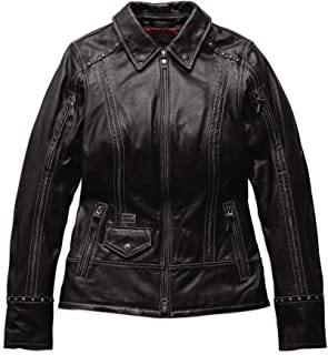 Best harley davidson female leather jackets Reviews