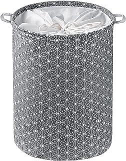 Ballery Panier à Linge, Pliable Imperméable Panier de Rangement avec Poignée, Les Linge Sale Jouet Stockage, 40* 50 cm