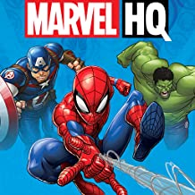 Marvel HQ – Games, Trivia, and Quizzes