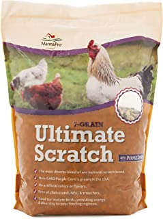 Manna Pro 1000853 Chickens, 10 lb 7 Grain Ultimate Scratch with Purple Corn, Original Version