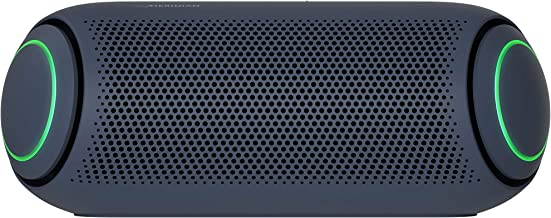 LG PL5 XBOOM Go Water-Resistant Wireless Bluetooth Party Speaker with Up to 18 Hours Playback – Black