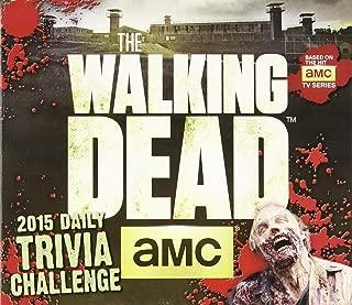 The Walking Dead™ Trivia Challenge 2015 Boxed Calendar