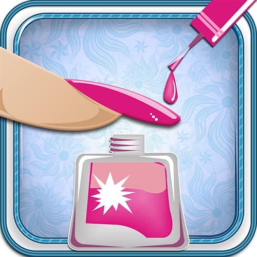 Princess Nail Dress Up Salon - Nagel Spiele für Mädchen gratis