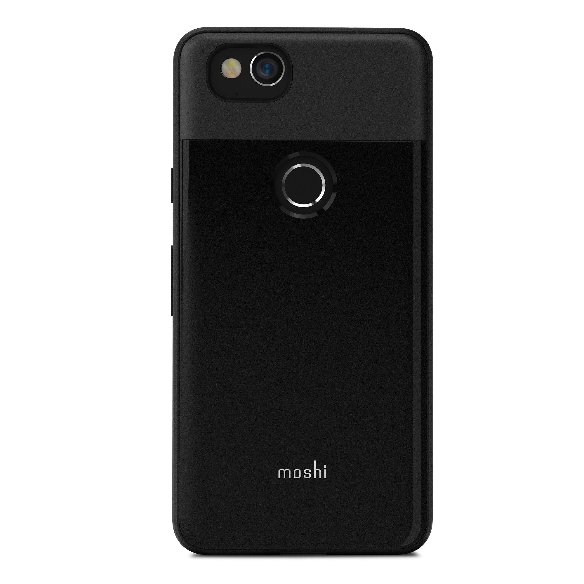 Moshi Vitros Googleピクセル2  - 透明ケース99MO106002メトロブラック