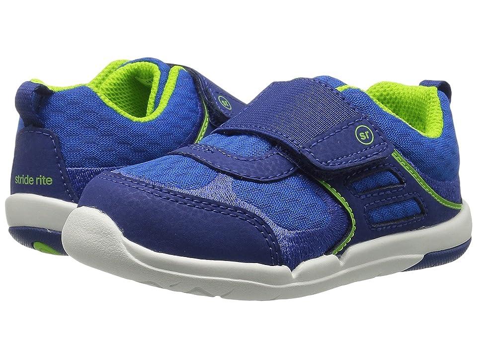 Stride Rite SRTech Casey (Toddler) (Royal) Boys Shoes