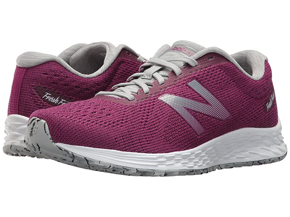 New Balance Arishi v1 (Mulberry/Black) Women