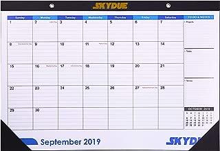desk daily calendar 2017