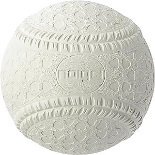 抗菌・抗ウィルス 内外ゴム(NAIGAI) 軟式 野球 ボール 公認球 M号 (一般・中学生用) 6球