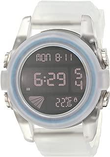 Nixon Unit Black Digital Dial Silicone Strap Men's Watch A197178000