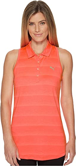 PUMA Golf - Racerback Polo