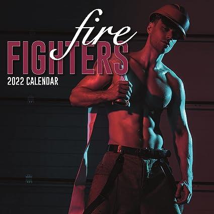 Calendrier Pompiers 2022 CALENDRIER 2022 SEXY POMPIER   HOMME POMPIER SEXY (sg) + offert un