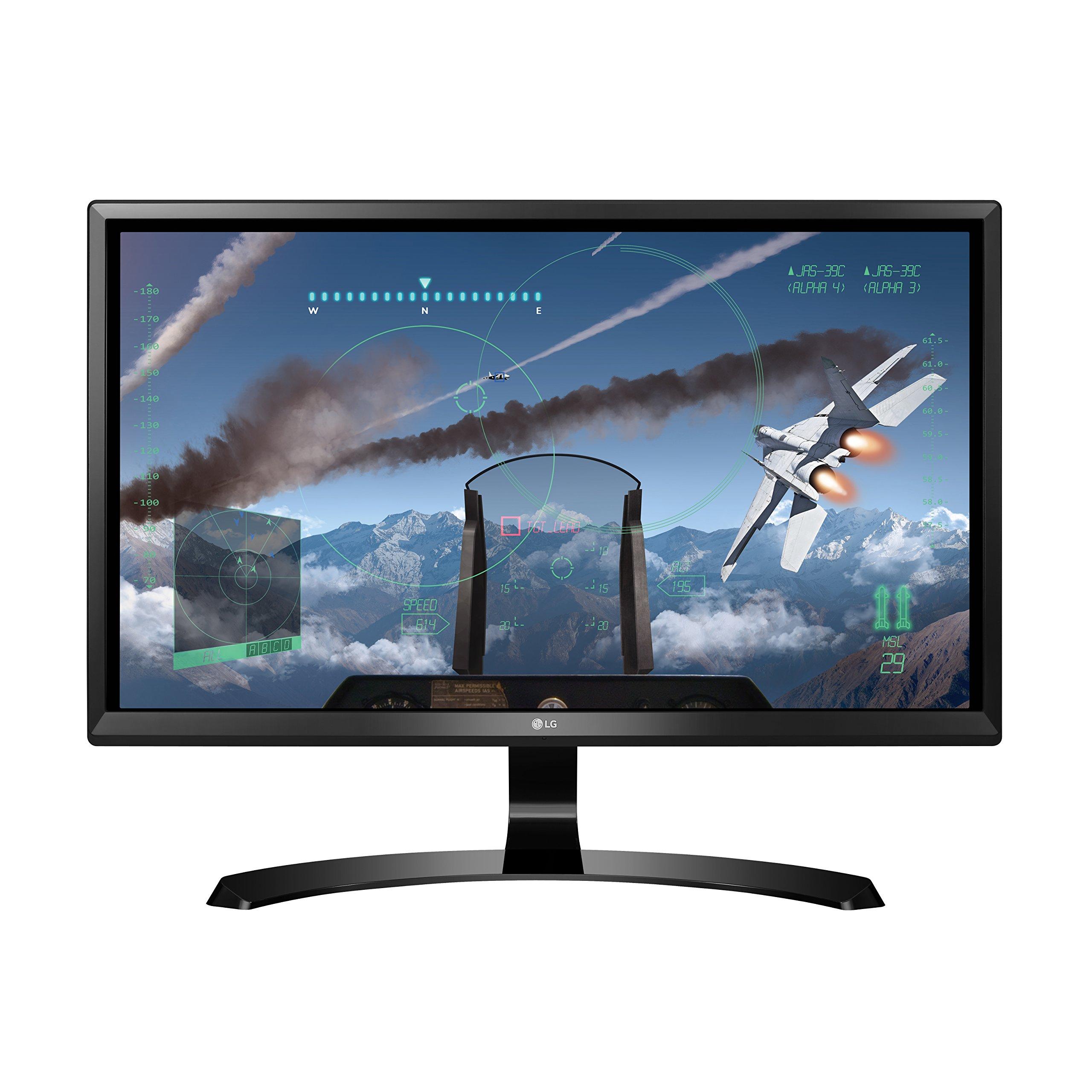 LG 24UD58 B 24 Inch Monitor FreeSync