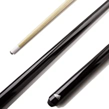 Mizerak 40-Inch Shorty Cue (1 Piece) Perfect for Jump Shots and Playing in Tight Spaces