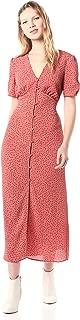 Women's Montana Short Sleeve Buttondown Midi Dress