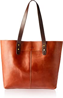 Stitch & Hide Women's Emma tote bag Totes, Maple, One Size