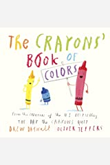 The Crayons' Book of Colors Kindle Edition