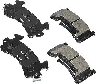 Disc Brake Pad Set-Ceramic Front,Rear ACDelco Pro Brakes 17D154C