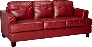 Best coaster company white leather sectional sofa Reviews