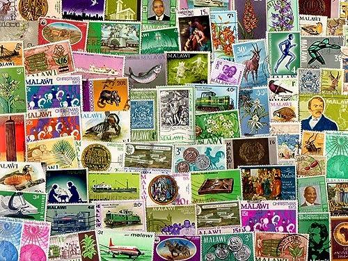 caliente Pghstamps Malawi 250 Colección de Diferentes Diferentes Diferentes Sellos para coleccionistas  tienda de venta