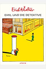 Emil und die Detektive (German Edition) Kindle Edition