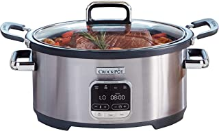 Crock-Pot® 3-in-1 Multi-Cooker, Stainless Steel