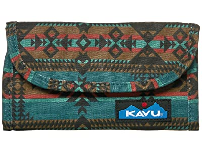 KAVU Big Spender (Pacific Blanket) Wallet Handbags