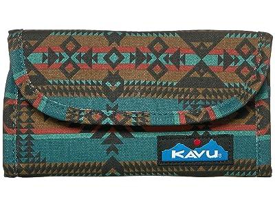 KAVU Big Spender (Pacific Blanket) Wallet Handbags