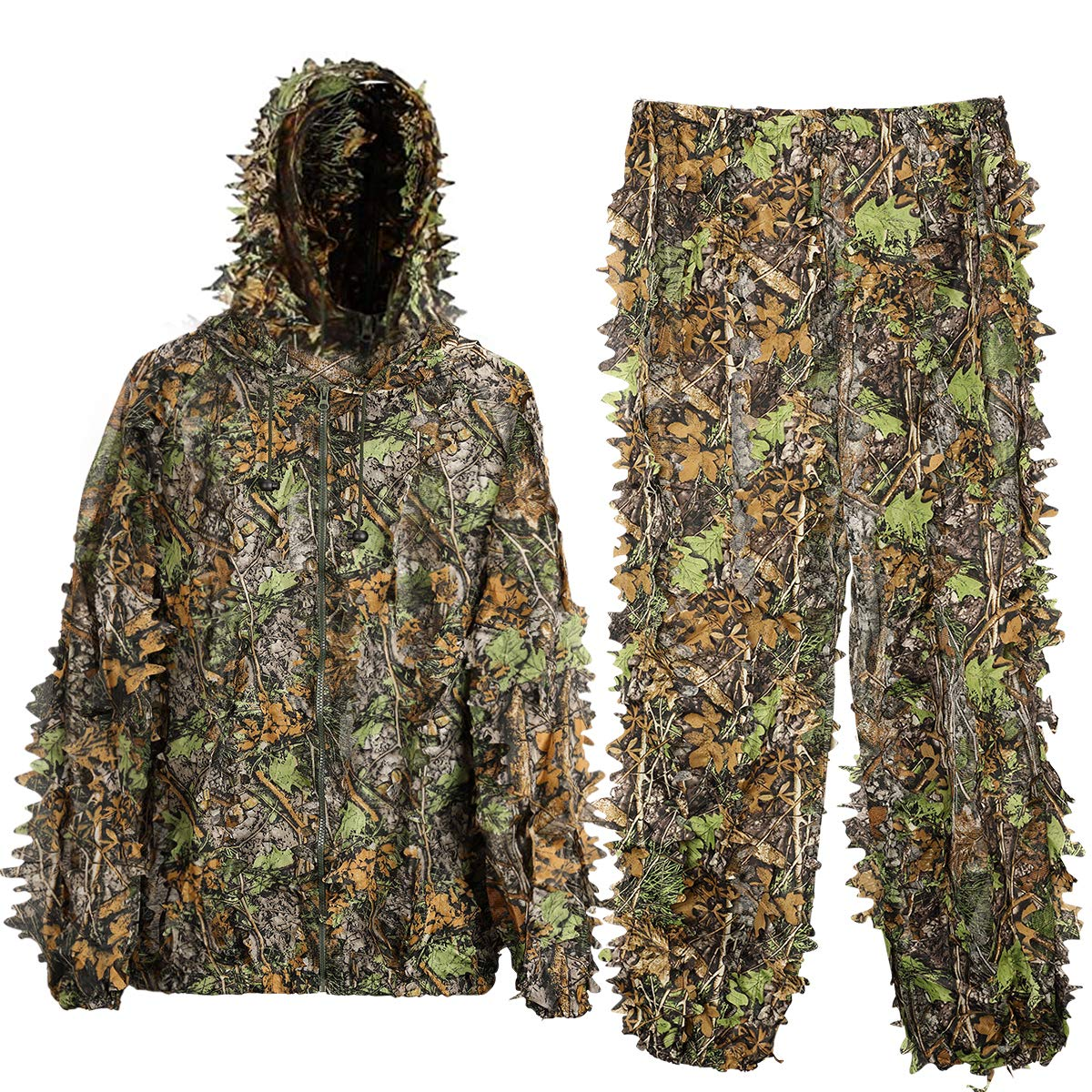 MOPHOTO Ghillie Suit