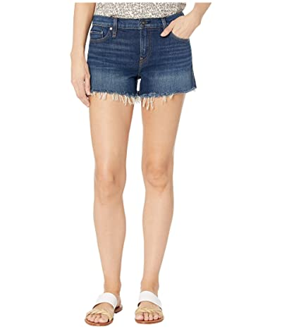 Hudson Jeans Gemma Cut Off Shorts in Distance (Distance) Women