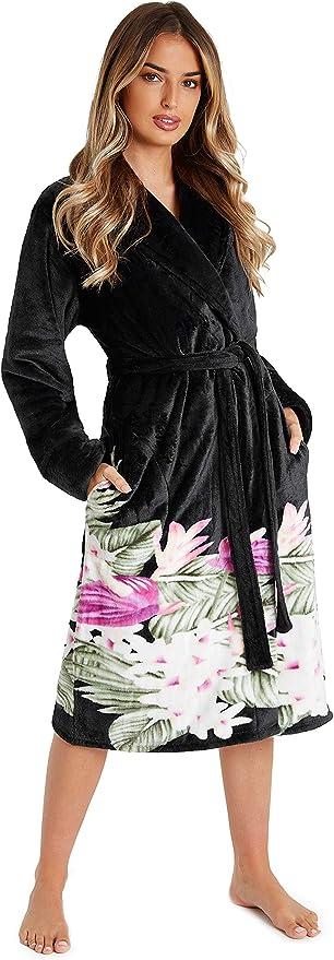 703 opinioni per CityComfort Vestaglia Donna, Vestaglia Donna Invernale Pile