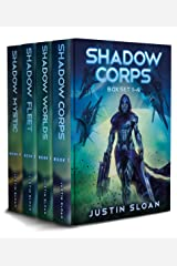 Shadow Corps Complete Omnibus: Shadow Corps, Shadow Worlds, Shadow Fleet, Shadow Mystic Kindle Edition