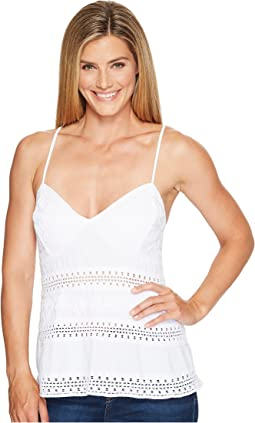 Scully Cantina Damara Spaghetti Strap Top