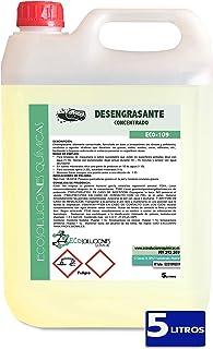 Ecosoluciones Químicas ECO-109 | Desengrasante Concentrado